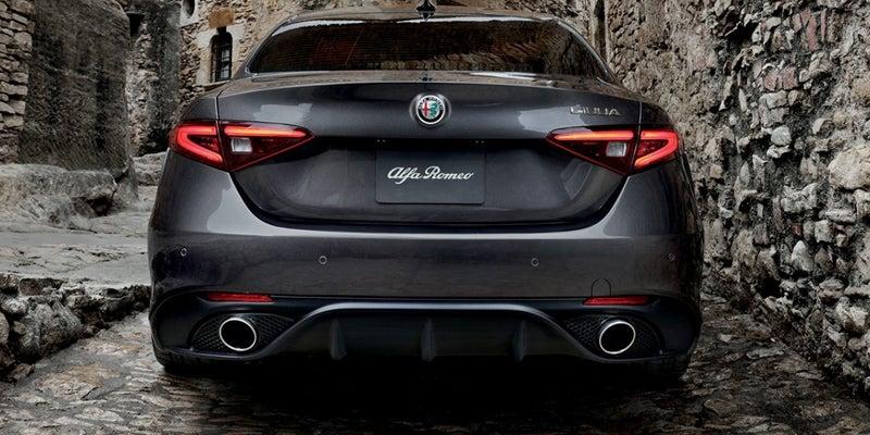 2019 Alfa Romeo Giulia   Alfa Romeo Giulia in Raleigh, NC