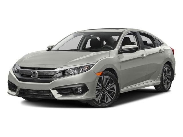 2016 Honda Civic Sedan 4dr Cvt Ex T W Sensing In Raleigh