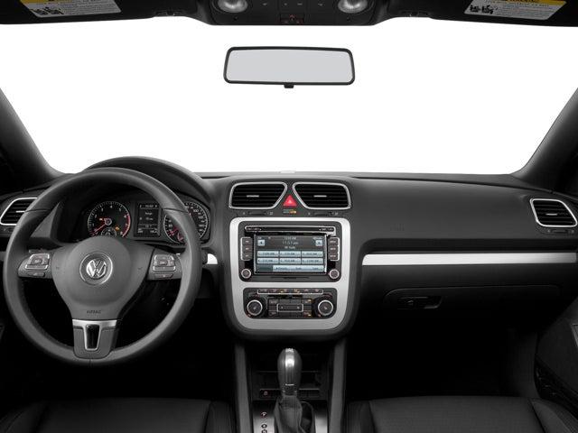 2015 Volkswagen Eos 2dr Conv Komfort in Raleigh, NC | Raleigh ...