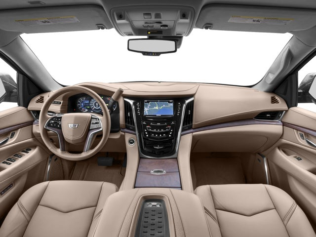 2016 Cadillac Escalade 4wd 4dr Platinum In Raleigh Nc Raleigh