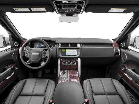 2017 Range Rover Configurations >> 2017 Land Rover Range Rover Td6 Diesel Swb