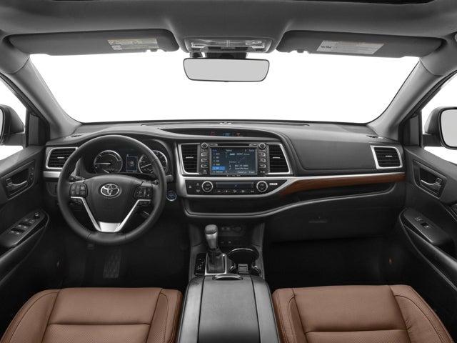 2017 Toyota Highlander Hybrid Limited Platinum V6 Awd In Raleigh Nc Leith Alfa Romeo